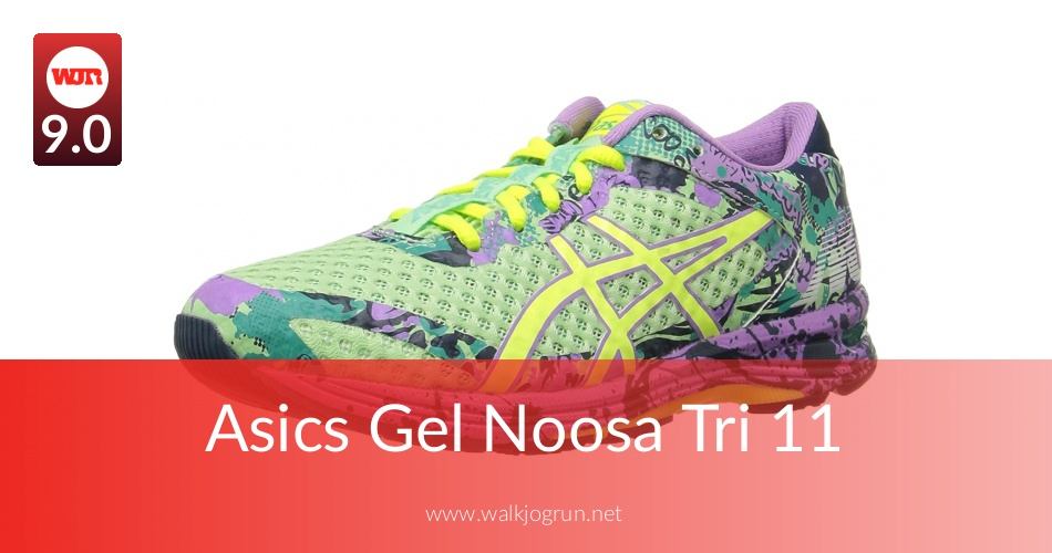 Asics Gel Noosa Tri 11 Tested for Performance in 2018 | NicerShoes