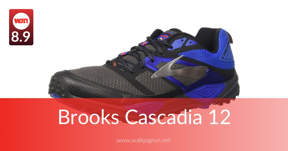10939d6f97a57 Brooks Cascadia 12 Tested for Performance in 2019