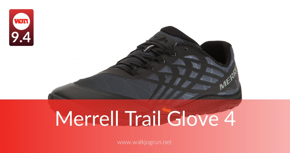 Merrell Trail Glove 4 Tested for Performance in 2018 | NicerShoes