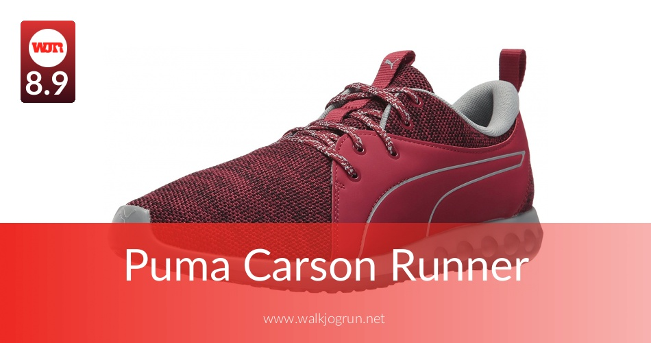 Puma Carson Runner Tested for Performance in 2018 | NicerShoes