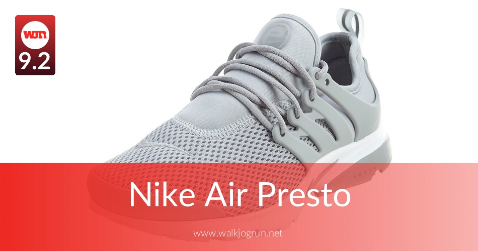 Nike Air Presto Tested for Performance in 2019  e40d6d0ed