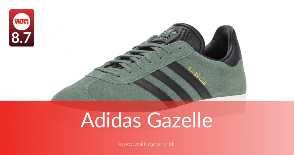 best website 9cc6c b0423 Adidas Gazelle Tested for Performance in 2019  NicerShoes
