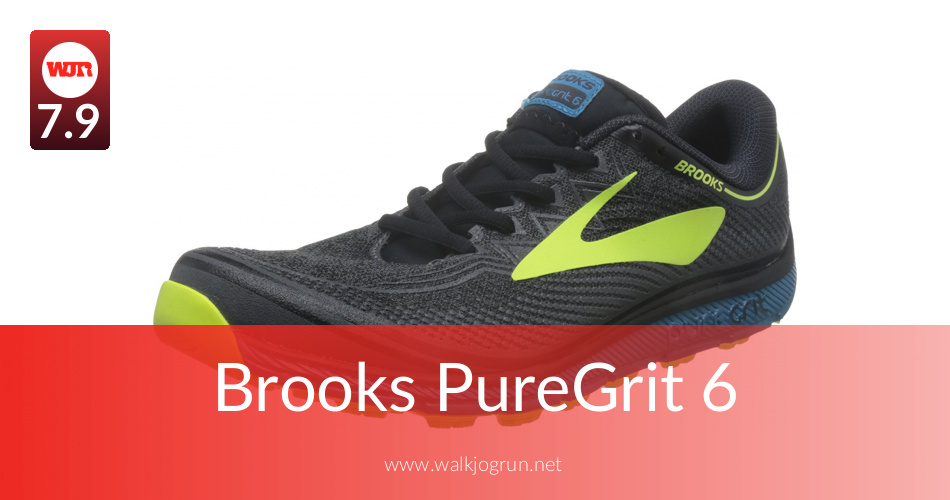 3aa3a06826c Brooks PureGrit 6 Tested for Performance in 2019