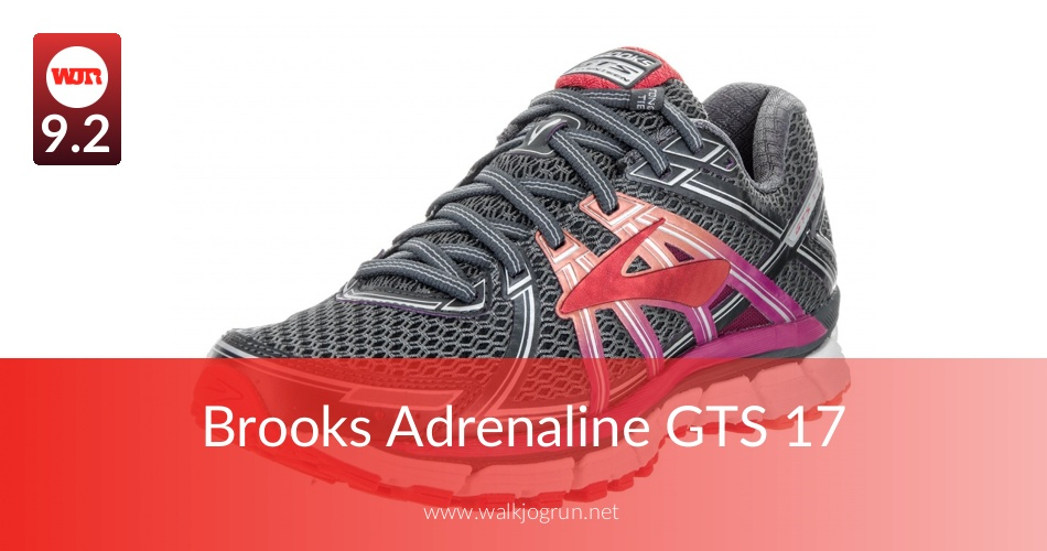 f27b419073bd7 Brooks Adrenaline GTS 17 Tested for Performance in 2019