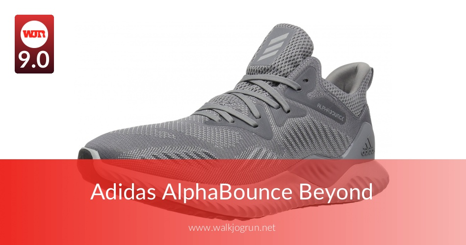 6cc1c91f5 Adidas Alphabounce Beyond Tested for Performance in 2019