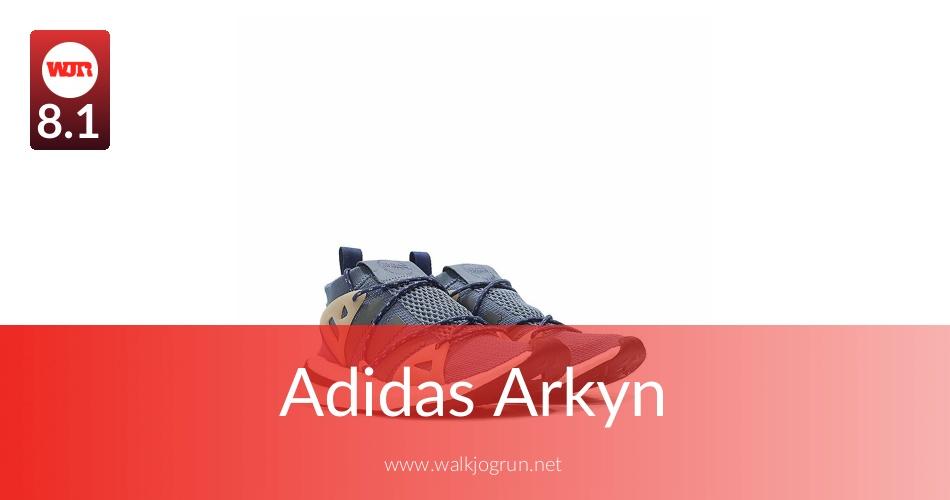 Adidas arkyn revisado para el rendimiento en el año 2018 nicershoes