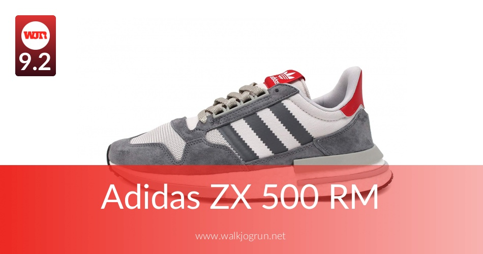 14bc01f70342dd Adidas ZX 500 RM Reviewed for Performance in 2019