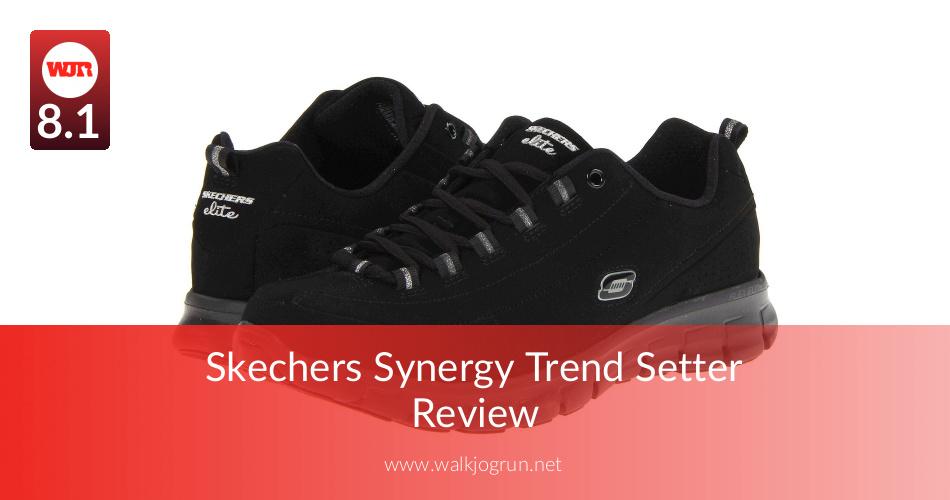 dcf8d0af2470 Skechers Synergy Trend Setter Reviewed in 2019 | WalkJogRun
