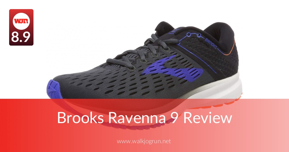 cb20467933e Brooks Ravenna 9 Reviewed for Performance in 2019