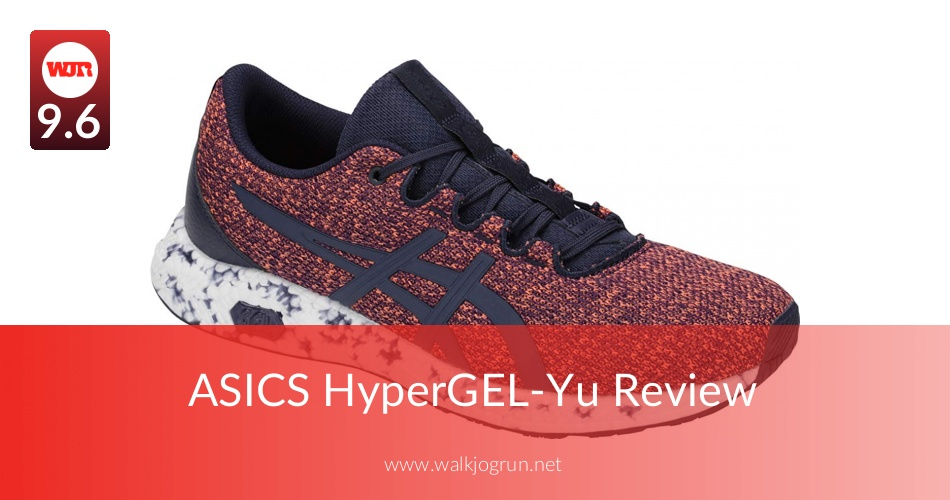 Yu Hypergel 2019Walkjogrun Reviewed For Asics Performance In roBxeWdC