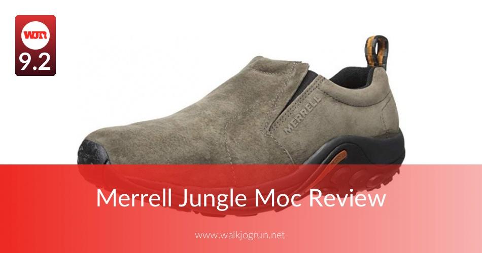merrell jungle moc womens review 2019