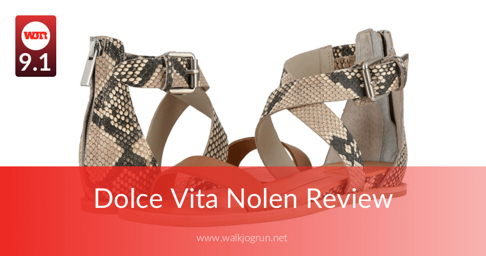 7afb49002eb Dolce Vita Nolen Sandal Reviewed   Rated in 2019