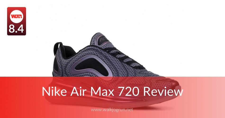 Nike Air Max 720 Durability Test! Is it Durable?