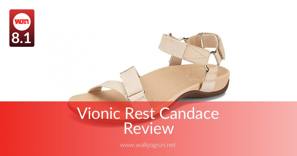 056932bccdd4 Vionic Rest Candace Sandal Reviewed   Rated in 2019
