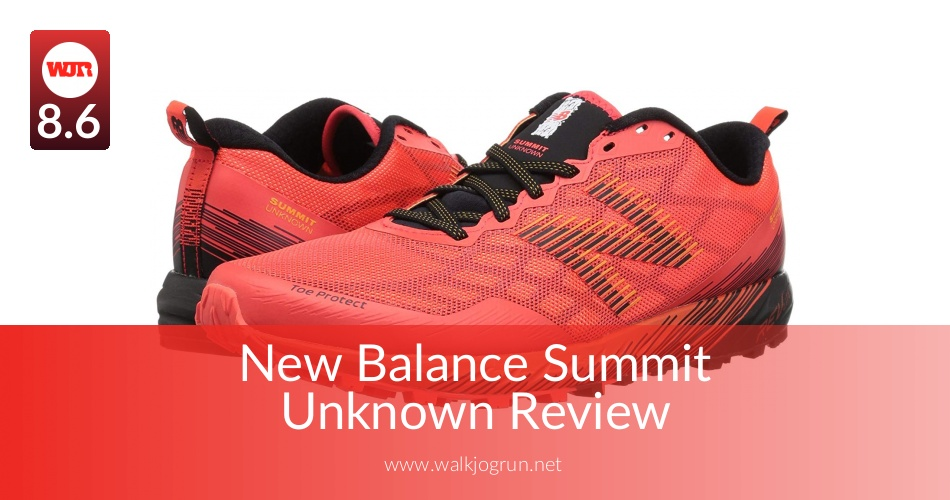 f8d4956bd38b6 New Balance Summit Unknown Reviewed for Style in 2019 | WalkJogRun
