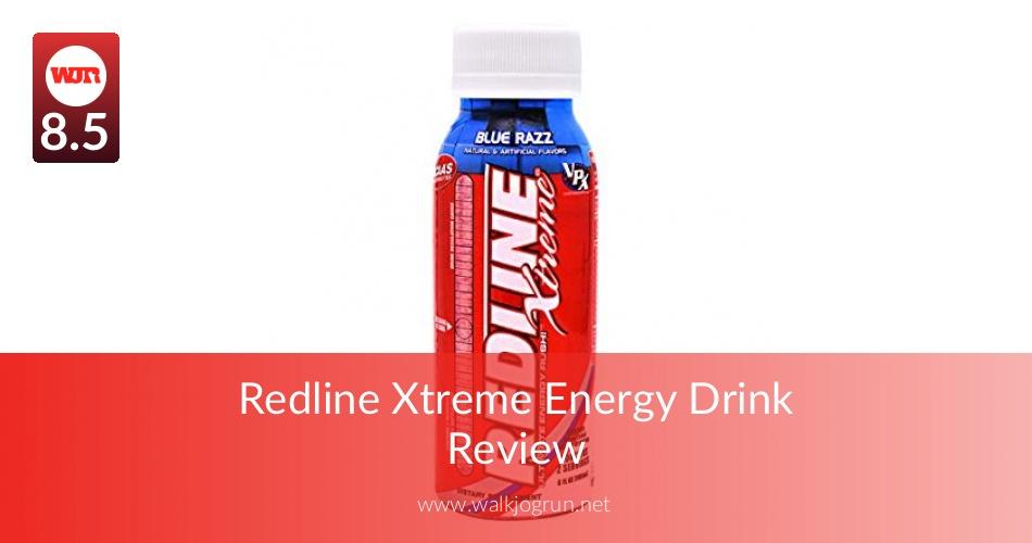 Redline Xtreme Energy Drink: Product